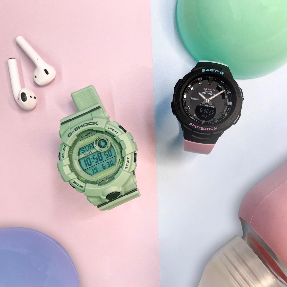 時尚女生專屬運動手錶