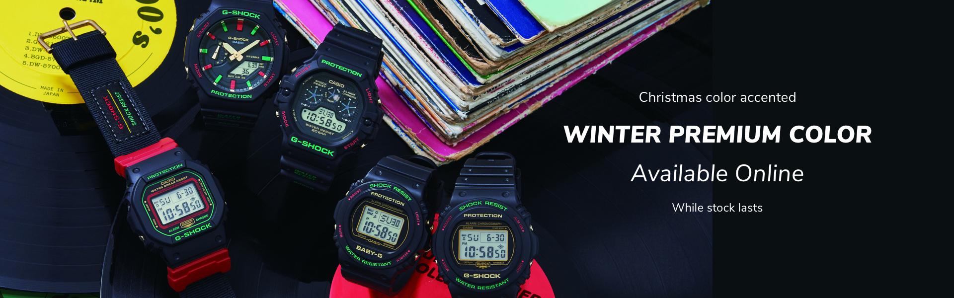 2019 Christmas - Winter Premium Color